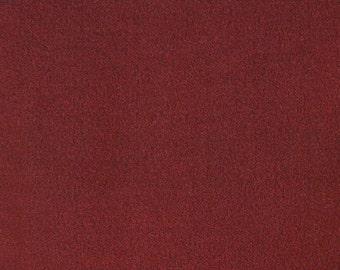 Vintage haori S387,  burgundy silk,