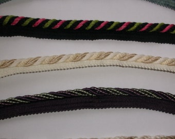 Large Lipped Cording Bundle - 2