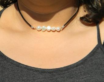 Freshwater Pearls Choker