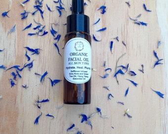Organic Facial Oil- All Skin Types