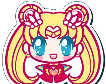 3 Pack - Sailor Moon Stickers
