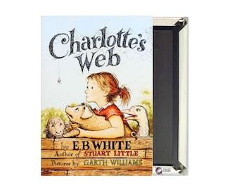 Charlotte's Web Magnet