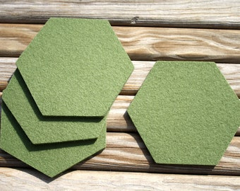 Spring Cleaning Sale! Hexagon Mega Drink Coasters