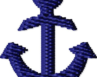Anchor Machine Embroidery Mini Design
