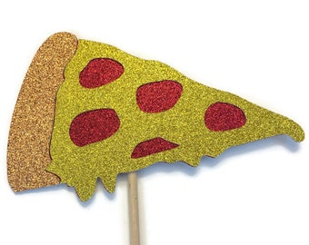 Photo Booth Props- Pizza Photo Booth Prop