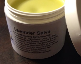 Lavender salve