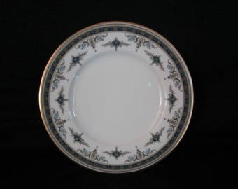 "Minton Grasmere bone china side plate 8"" (20cm)"