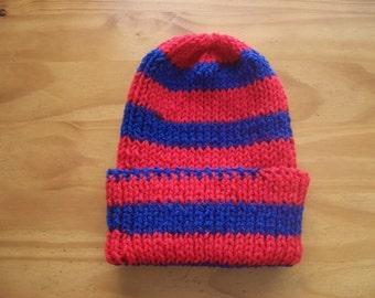 Team Spirit Red/Blue Hat