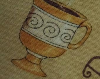 Coffee Curtain Holder