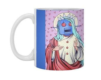 Devotional Droids ROSIE mug!