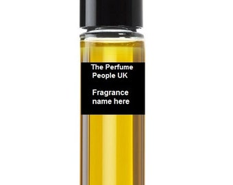 Lavender and amber - Perfume oil  - (Gp1-The Perfume People)