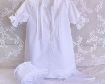 Baptism Dress,Christening Dress,Baptism Lace Dress,Baptism Gown,Christening Gown,Communion Dress,Blessing Dress,Girls Lace Dress