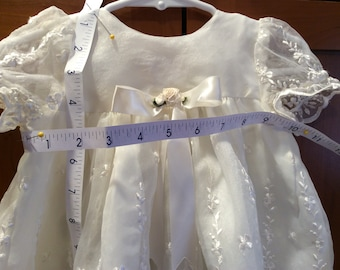 6-9 month Good Lad fancy dress with gorgeous embroidery work