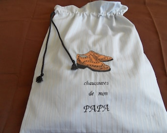 bag has shoes embroidery cotton mens shoes style