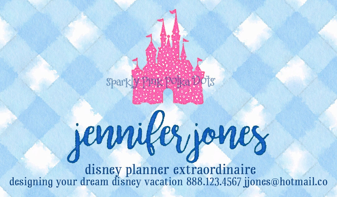 Disney World Land Vacation Parks Travel Agent Planner