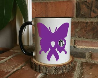 Lupus Coffee mug -Lupus awareness - world lupus day - gift for her