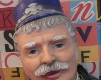 Vintage TV Character Doll 1960 Captain Kangaroo Collectible Rare Doll by VintageReinvented