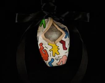 Pop Art Pointe Shoe