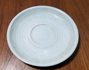 Martz Marshall Studios Saucer Plate