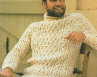 7a4a94aae easy aran knits - Ecosia
