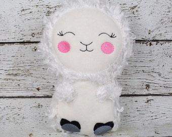 Lamb Plushie