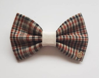 Baxter Dog Bow Tie