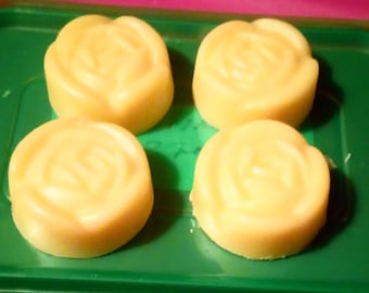 4 Hair conditioner Bars 100g Rosemary/Nettle -  A Gentle and softening conditioner for all hair types, thickens and softens.