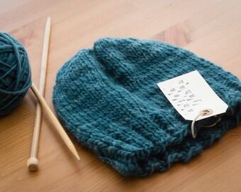 Tahoe Blue Hat