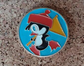 Soviet Retro Badges Vintage pins  Old Pins