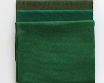 Fresh Green colors on Cotton, U315