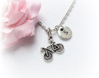 Bicycle Necklace, bike necklace, bicycle Jewellery, bicycle Charm Jewelry,Personalised jewelry,,handmade necklace,SPMCINBUD2,