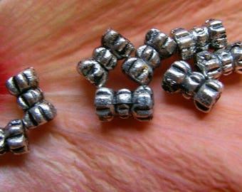 Set of 10 mini Pearl