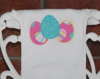 Customize It! Easter Applique Shirt! My 1st Easter Applique, Girls Easter Applique Shirt, Easter Egg applique, Custom Easter Shirt/Easter