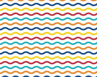 Colorfully Creative Crayola For Riley Blake  - C5404-MULTI
