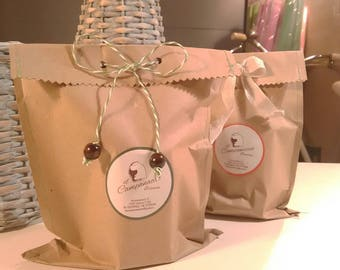 Gift Bags-Packaging Favors * Autumn Wedding *