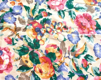 Floral Fantasia Fabric