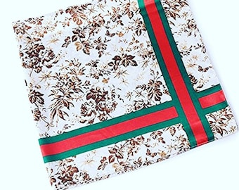 Designer inspired scarf