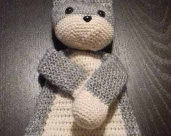 Crochet Doll Rabbit