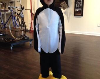 Custom made Halloween Costume- Penguin