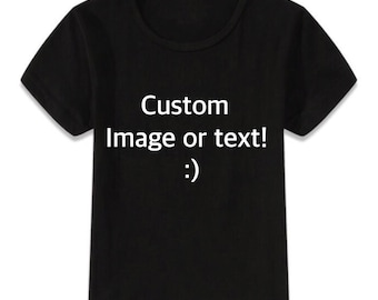 Custom Pop Culture/Phrase Tee