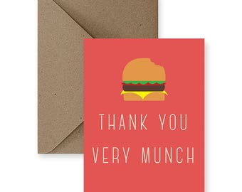 Funny Thank You Cards for Business Thank You Cards Set Thank You Notes Cute Thank You Cards for Teacher Thank You Gift Blank Thank You Cards
