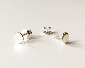 Earrings Round