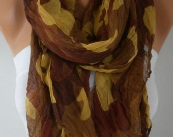 Easter Gift Leopard Print Soft Scarf, Spring Fashion,Camouflage, Shawl Cowl Scarf Gift Ideas For Her women Fashion Accessories Women Scarves