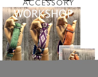 Dog Collar workshop
