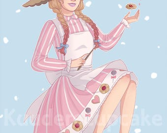 Pastry Witch
