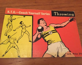 Know the Game - Coach Yourself Series  Throwing 1st edition 1963