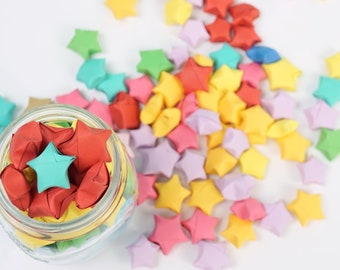 100 Paper star