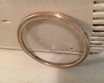 Solid sterling vintage bracelet