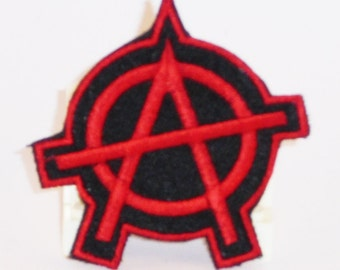 Anarchy Patch - Various colours