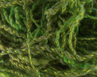 Verdier: art yarn